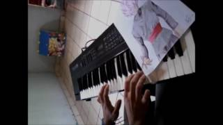Dragon Ball Super, Black Goku Theme Song (strings-teclado)