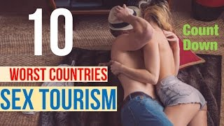 Top 10 worst countries for sex tourism