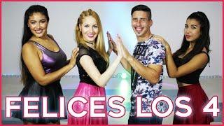 Maluma - Felices los 4 | Coreografia A bailar con Maga
