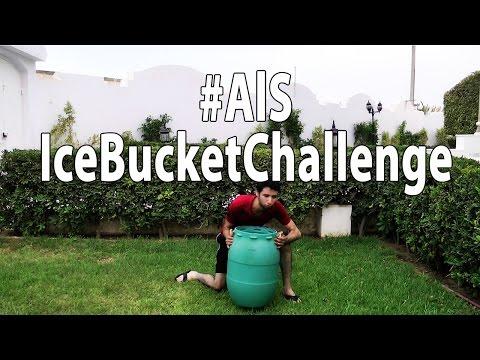 Saif-IFOTC #IceBucketChallenge !!
