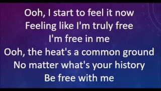 Selena Gomez - Me & The Rhythm (Lyrics)