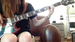 Creedence Clearwater Revival, Proud Mary, bass cover
