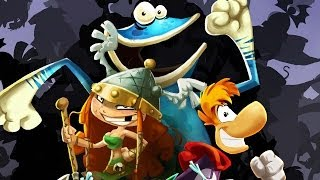 Rayman Legends - Armored Toad!