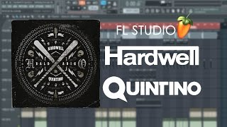 Hardwell & Quintino - Baldadig (FULL REMAKE) by Charlyfive