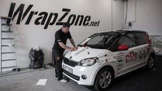 Team Detour at WrapZone