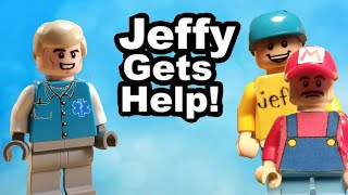 SML Lego: Jeffy Gets Help!