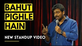Bahut Pighle Hain   Zakir khan   Stand-Up Comedy   Sukha poori 6