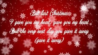 Last Christmas - Ariana Grande (Lyrics)