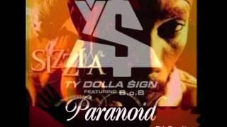 Sizzla  Take Myself Away Ty Dolla $ign Paranoid Remix Dj Beritah