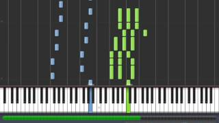 Running in The 90s Synthesia Piano