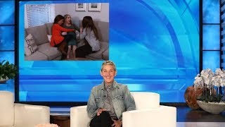 Ellen and Jeannie Surprise Surrogate Mom and Her Best Friend