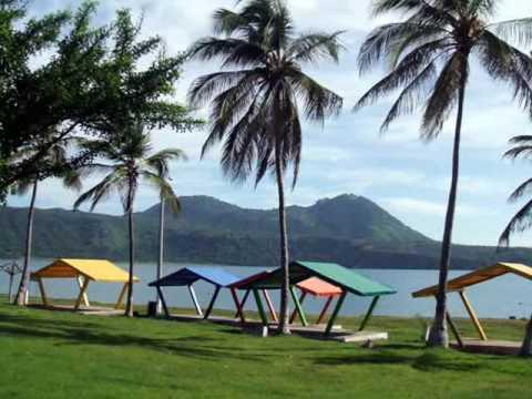 Nicaragua la bella tierra de lagos y Volcanes