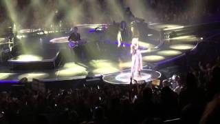 Carrie Underwood Dirty Laundry Live Jacksonville FL