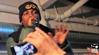 Kendrick Lamar - m.A.A.d city (Live @ Rough Trade East London)