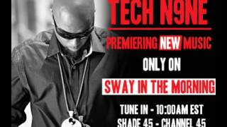 How Tech N9ne Announced Speedom with Eminem