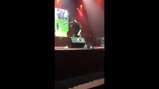 Rancore and the GusBumps orqestra - Intro (Atlantico live 22-04-2017)