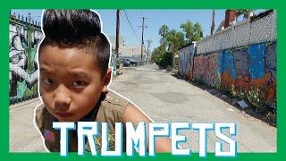 #TrumpetsChallenge | TRUMPETS - Sak Noel & Salvi ft. Sean Paul | Aidan Prince