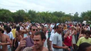 Full-On Psytrance - Solar System (Live!) @ Butterfly Dance Festival (Brasil)