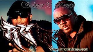 Principal feat. Monty G | SALMO 91 (Remix) | Reggae Cristiano
