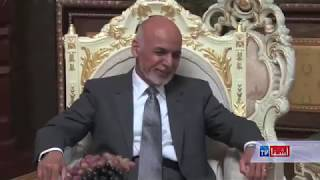 President Ghani in Tajikistan for CASA-1000 power project summit -VOA