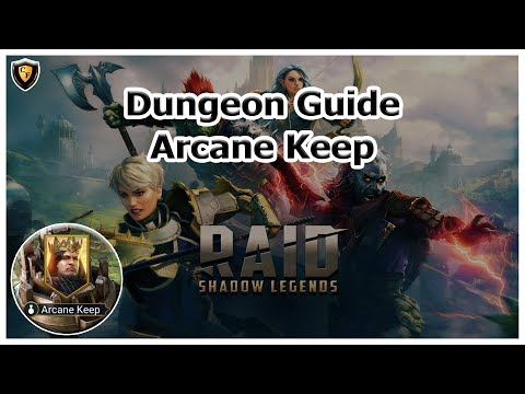 RAID Shadow Legends - Arcane Keep - Dungeon Guide