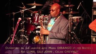 Manu Dibango au Festival Au Fil des Voix - 10ème édition  