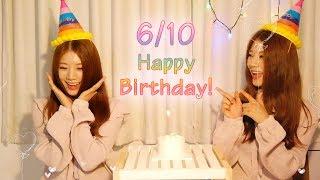 06/10 Happy Birthday !