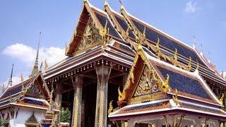 Grand Palace, Bangkok, Central Thailand, Thailand, Asia