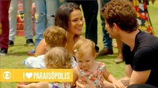I Love Paraisópolis: reapresentação do capítulo 154 da novela, sábado, 7 de novembro, na Globo