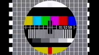 TV-Testcard (SECAM) VHS