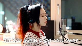 See You Again & One Call Away ( MASHUP cover by J.Fla )