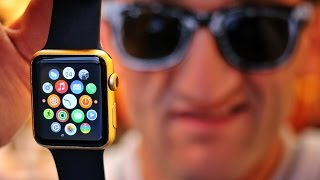 How to Turn Your Apple Watch Gold