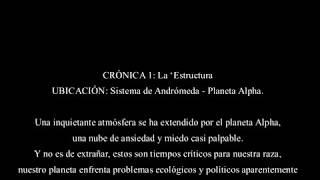 Ayreon - Chronicle I: The 'Frame (Español)
