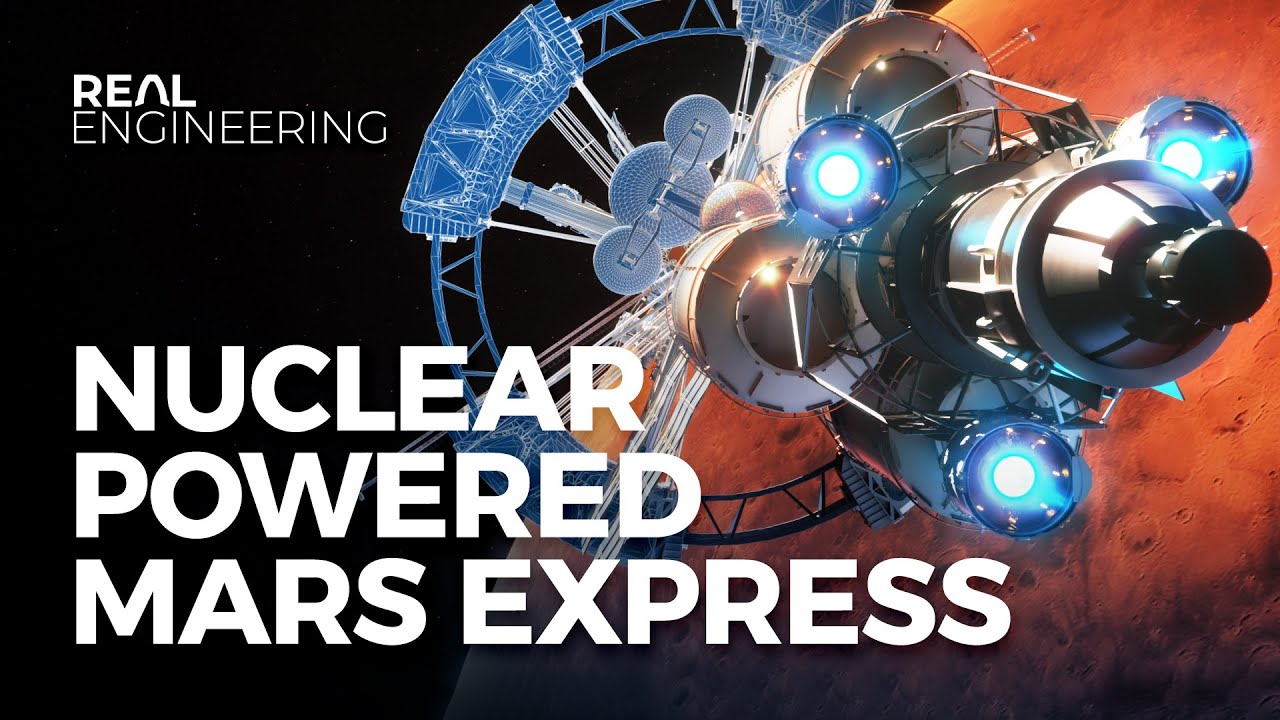 Can Nuclear Propulsion Take Us to Mars?