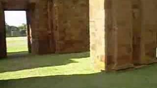 Catedral Guarani - Missões