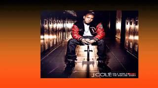 J Cole ' Work Out Bonus ' Lyrics  Cole World The Sideline Story NEW SONG 2011