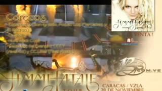 Femme Fatale Tour Live From Venezuela - Puntos de Venta.