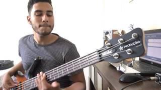 FORRÓ NO BAIXO | Olha a Explosão - Wesley Safadão | Bass Cover