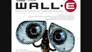 21- Wall E's Pod Adventure (Wall E)
