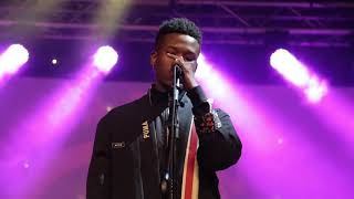 The Stir Up on 5FM - Nasty C LIVE width=