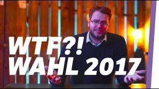 Bundestagswahl 2017 – Meine erste Reaktion