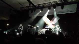 The XX: Angels - Live at Melbourne Festival Hall 4/4/13