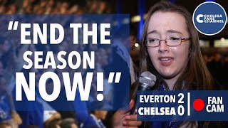 """END THE SEASON NOW!"" 