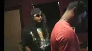 Zion & Lennox Ft. Angel Doze - Ahora (Desde El Studio)!!!!!!