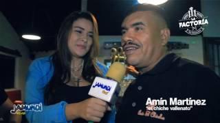 Amín Martínez El Chiche Vallenato // Jamundí Es Así TV