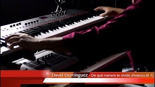 David Dominguez - De que manera te olvido (Cover) Ranchero / Mariachi Style