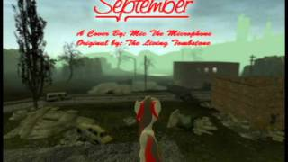 [Singing] September: Mic Cover