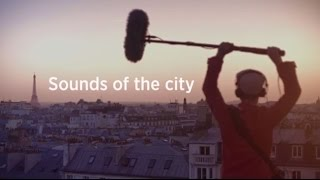 Sounds of the city - THALYS / ROSAPARK & INA