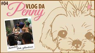 Aniversário @bob_goldenretriever - Vlog #04