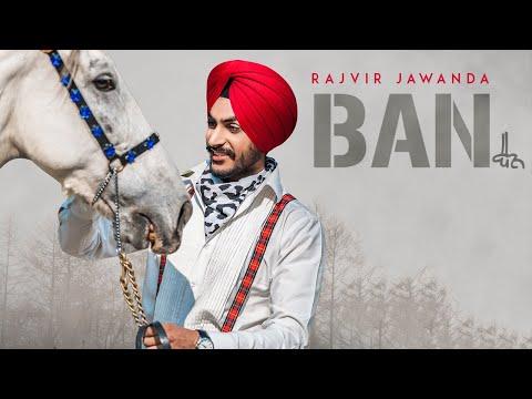 BAN LYRICS – Rajvir Jawanda